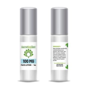 CBD Daily Face Lotion