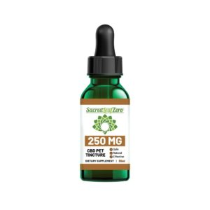 CBD Pet Oil Tincture 250 MG