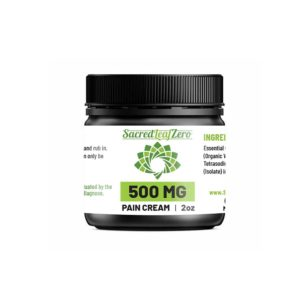 CBD Pain Cream – 500 MG