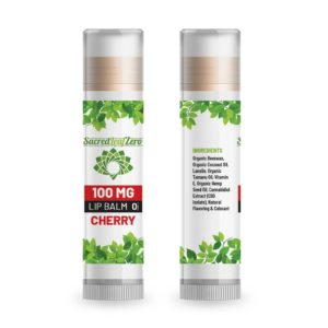 CBD Lip Balm Cherry
