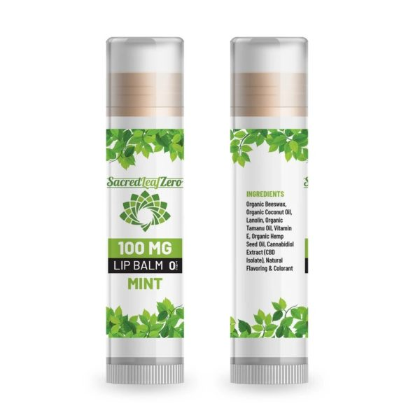 CBD Lip Balm Mint