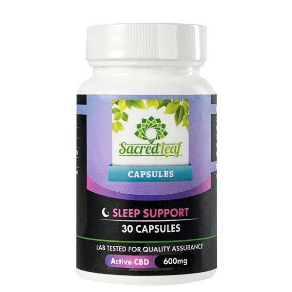 CBD Sleep Support Capsules