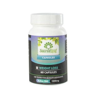 CBD Weight Loss Capsules