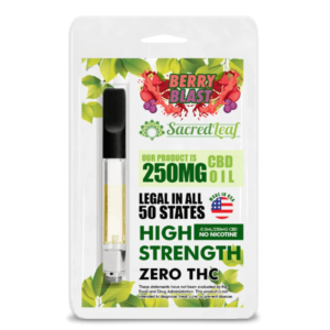 Pre-Loaded CBD Cartridge