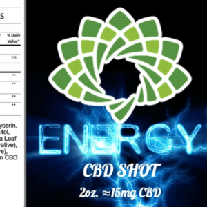 Energy Shot – 2 ounce